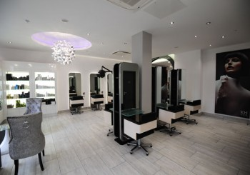 salon shop fitting Birmingham